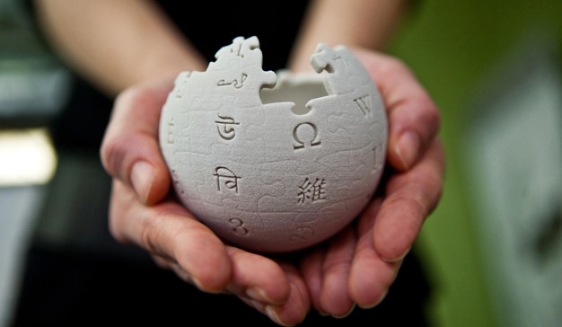 36 horas de apagón en Wikipedia en protesta por la votación de una directiva europea de derechos de autor