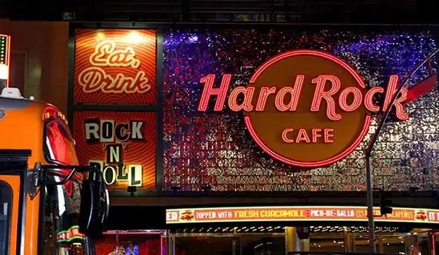 Hard Rock Cafe es una de las empresas con más mujeres entre sus filas