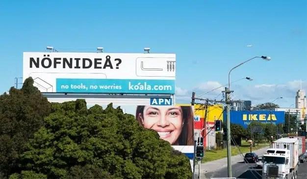 """La marca de colchones Kóala se mofa de IKEA """"en toda su cara"""""""