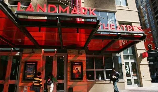 Amazon quiere comprar una cadena de cines, según rumores