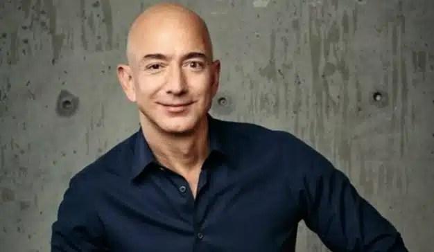 La fortuna ascendente de Jeff Bezos deja