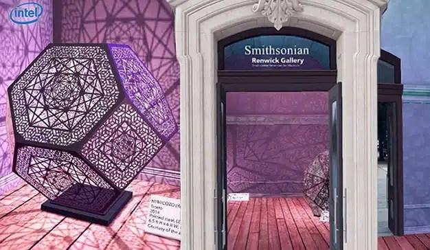 Intel lleva una exposición del Smithsonian a Snapchat utilizando la Realidad Aumentada