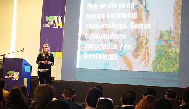 Romina Fuks, Jefa de Marketing de Clear Channel Chile
