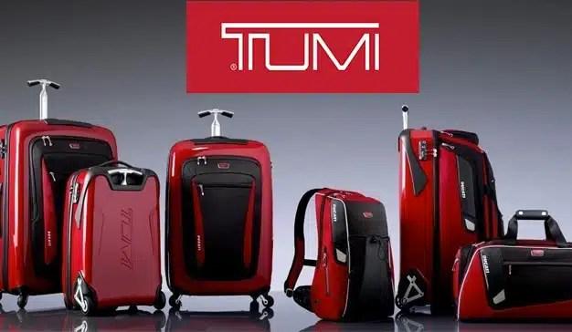 TUMI, la exclusiva marca de equipaje llega a México