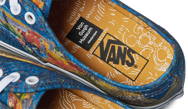 La marca Van Gogh está al alza y no por los cuadros: su éxito se viste por los pies