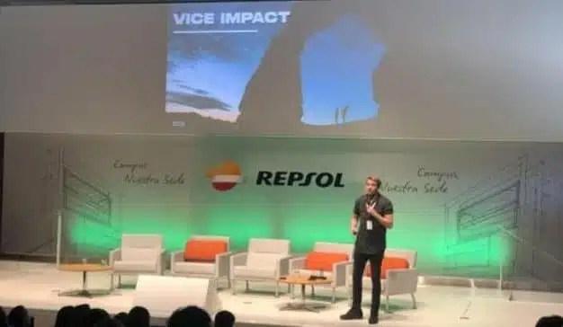VICE Media, mediante su vicepresidente Mark Adams, estuvo presente en la VIII Jornada de la Eficacia de la AEA