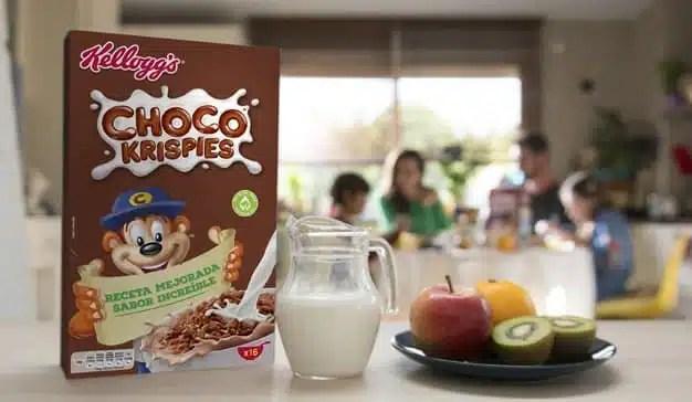 Choco Krispies se renueva apostando por una receta más sana pero igual de deliciosa
