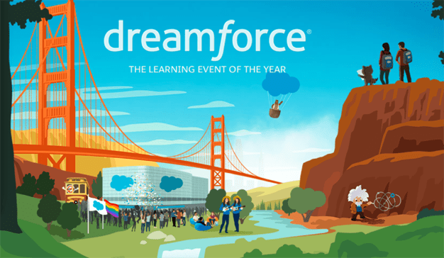 Dreamforce 2018 despega con el mejor combustible: tecnología, marketing e innovación