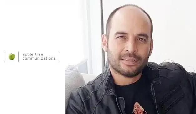 Juan Zilli se une al equipo de apple tree communications México