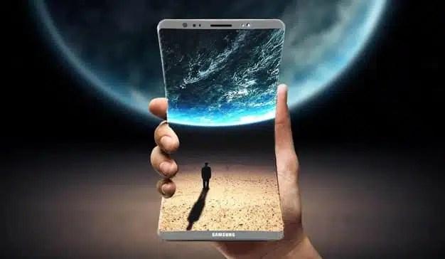 Galaxy X: el móvil plegable con el que Samsung quiere hacer sombra a los nuevos iPhones