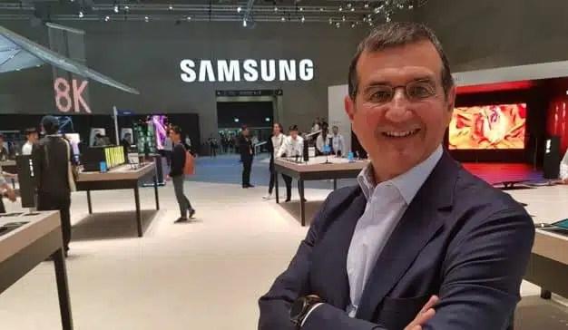Francisco Hortigüela nos muestra de primera mano todas las novedades de Samsung en IFA 2018