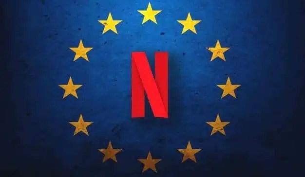 Netflix no está de acuerdo con la nueva directiva de servicios audiovisuales europea