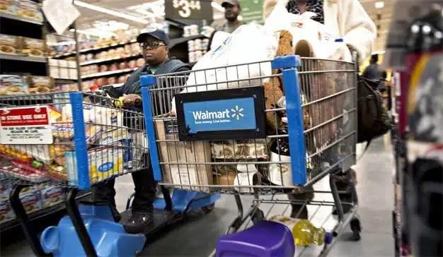 ¿Terror en el supermercado? Walmart patenta un carrito que espía el ritmo cardíaco del cliente