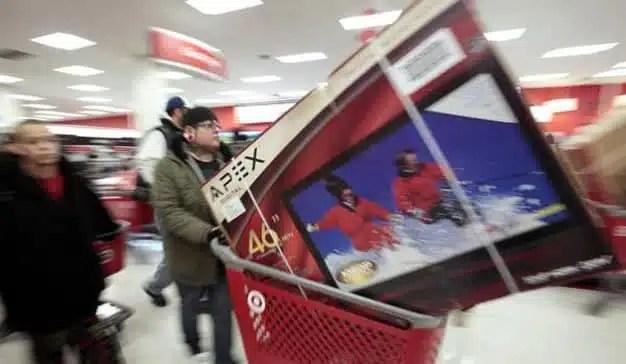 El 70% de los españoles aprovechará el Black Friday para comprar sus regalos navideños