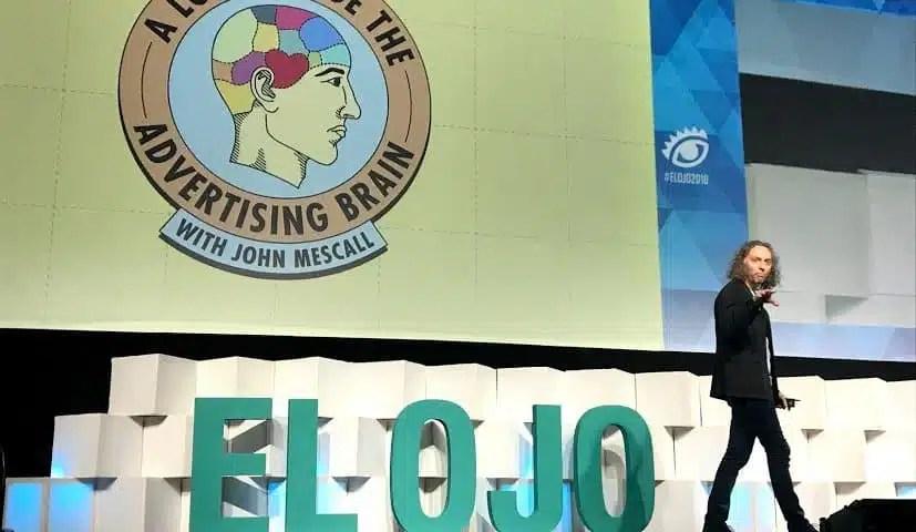 La lobotomía definitiva del cerebro publicitario: así piensan los creativos de éxito