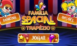 trapézio-Circo Spacial-M&G