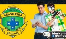 Escola Brasileira de Games oferece 2 novos cursos nesse sábado dia 06 em SP
