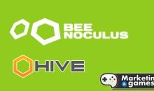 Beenoculus e HIVE anunciam parceria para desenvolver advergames imersivos