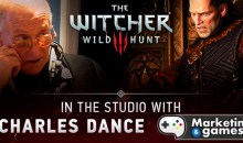 Voz imponente de Game of Thrones marca presença em The Witcher 3: Wild Hunt
