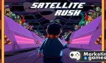 Satellite Rush, shooter sci-fi brasileiro, tenta a sorte no Kickstarter