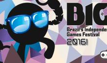 BIG abre inscrições para o maior Festival de Games da América Latina