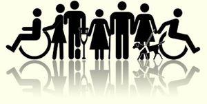 Diante da sociedade, deficientes e familiares atravessam obstáculos