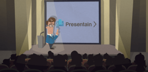 Presentain Online Presentation Software tool