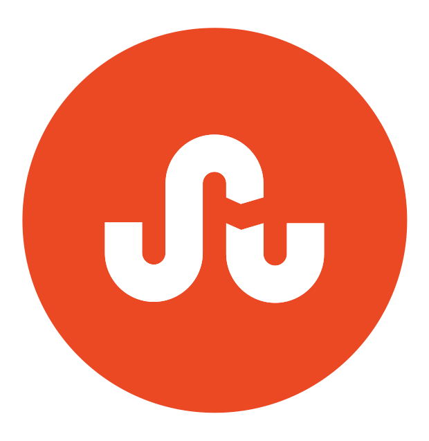 Stumbleupon logo with tips and tricks for traffic and seo
