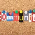 How do you build a community