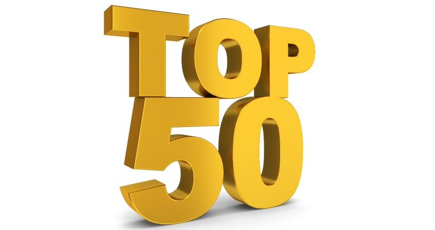 Our Top 50 Blogs