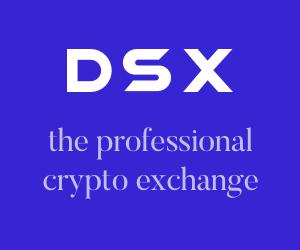 DSX The Professional crypto exchange