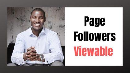 LinkedIn Company Page Followers now Viewable Again