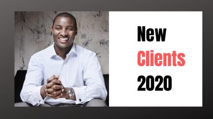 How did I get New Clients in 2020?