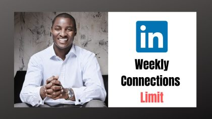 Is there a Weekly Connections Limit on Linkedin?