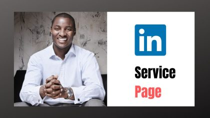 What is a LinkedIn Service Page?