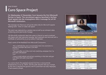 Case Study: Curo Space Project
