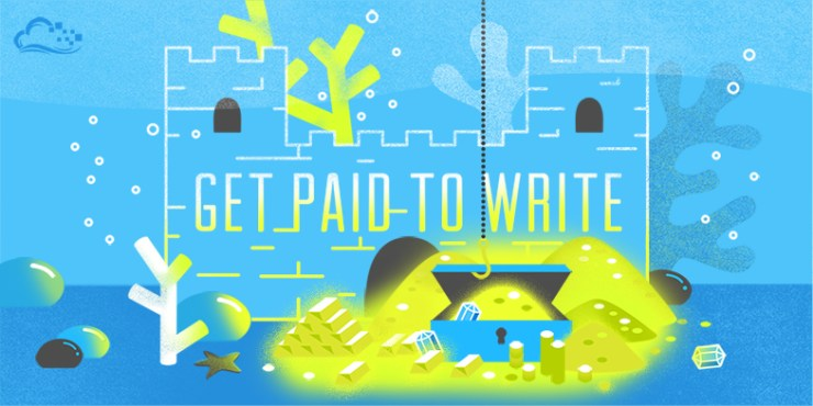 DO get paid to write