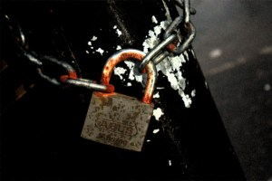Lock - flickr mthierry