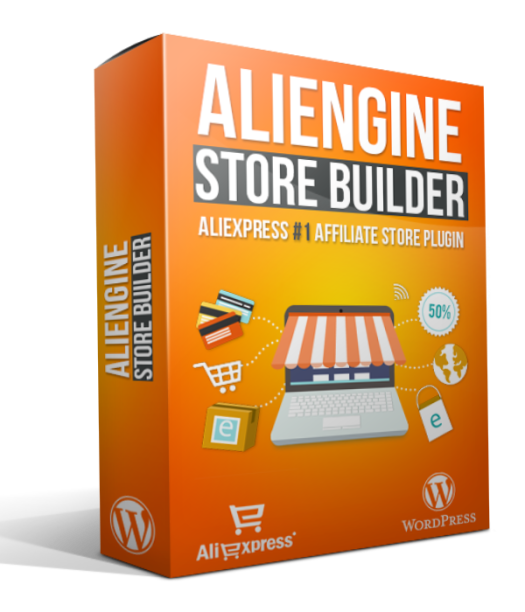 aliengine store builder
