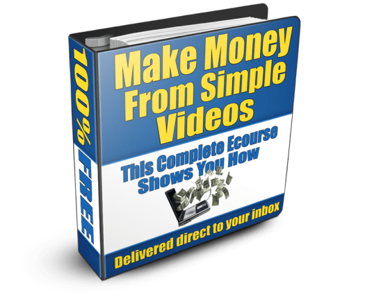 make money from simple videos