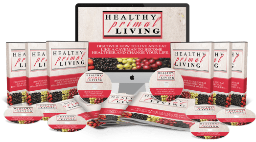 healthy primal living plr