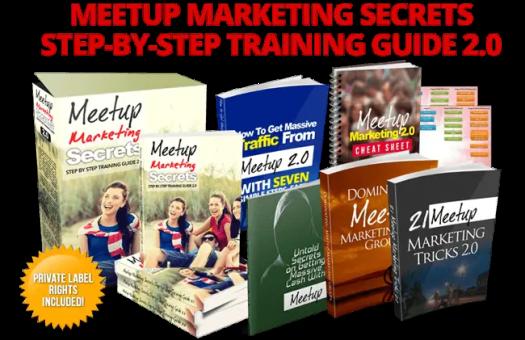 meetup marketing secrets plr