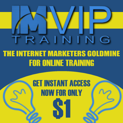 IM VIP Training $1 Trial