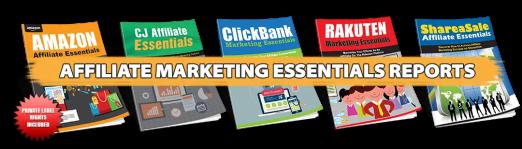 Affiliate Marketing Lead Magnets PLR