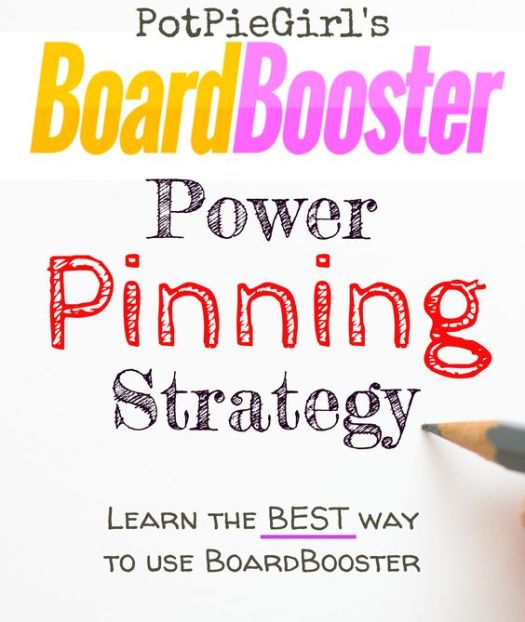 BoardBooster Power Pinning Strategy