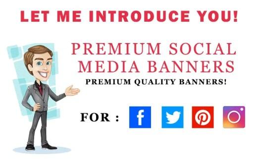 Premium Social Media Banners