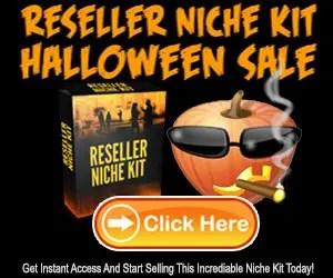 Reseller Niche Kit - Halloween Special
