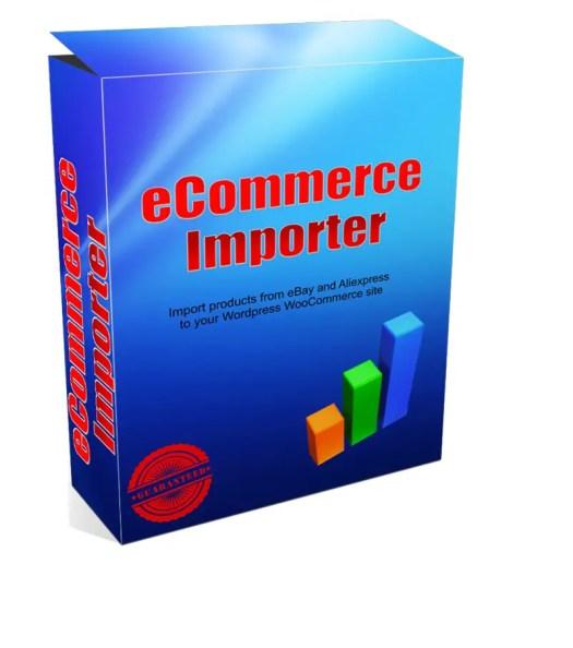 eCommerce importer plugin