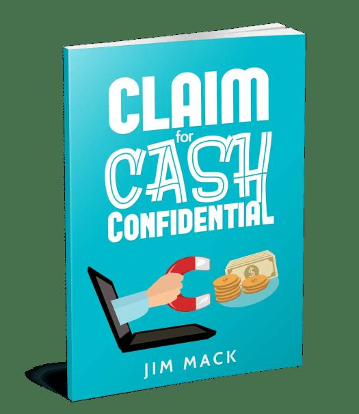 Claim For Cash Confidential