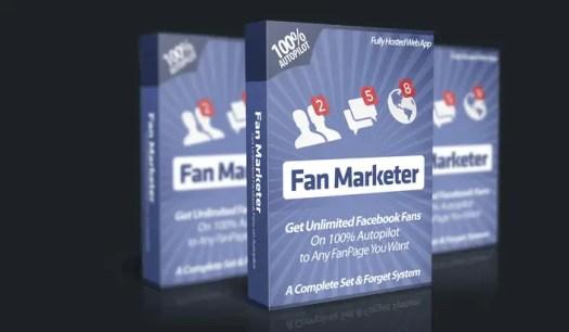 Fan Marketer Software